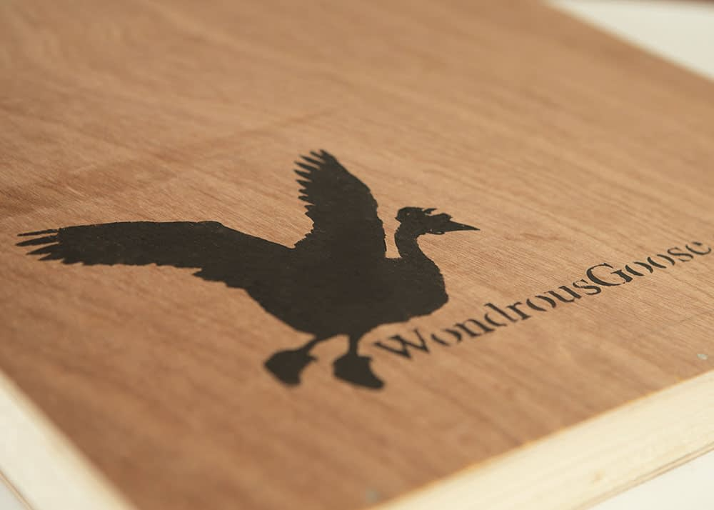 Wondrous Goose ships globally